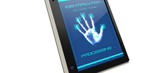 5tablettes biométriques pour sécuriser ses données