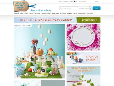 notonthehishstreet sélectionne drastiquement les objets originaux vendus sur sa