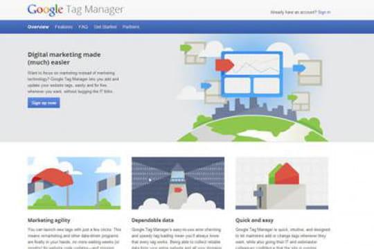 Google lance un outil de gestion des tags pour faciliter le Web Analytics