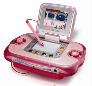 vtech electronics est spécialiste des jeux éducatifs électroniques.