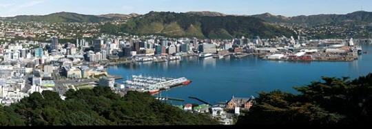 Le port de Wellington