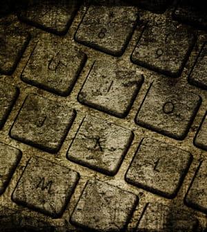 un clavier sale peut vous rendre malade.