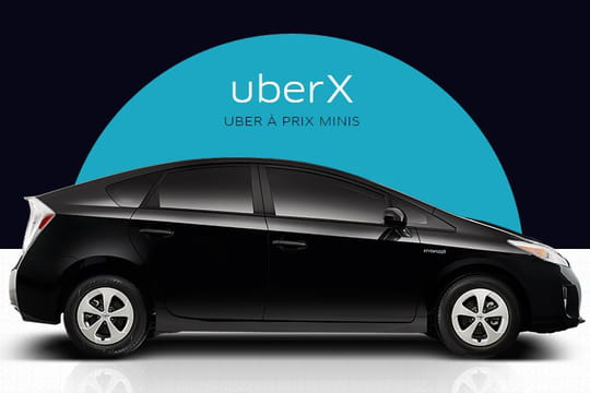 UberX et UberPool baissent leurs tarifs de20% à Paris
