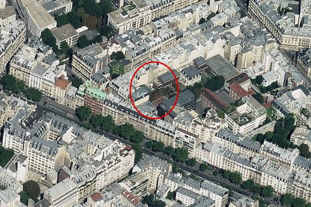4e ex aequo : Ecole alsacienne (Paris), 10763€ le m²