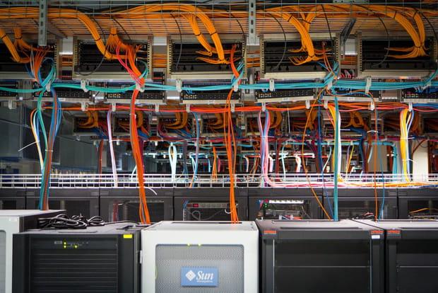 Une double distribution réseau Ethernet à minima
