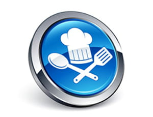 quels sont les sites culinaires qui enregistrent la plus forte audience ?