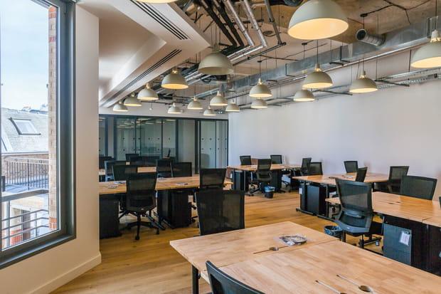 Des espaces pour les grandes entreprises