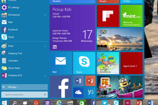 Windows 10 : une beta de la version grand public pour fin janvier ?