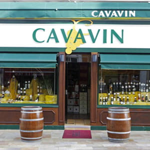 cavavin est une enseigne de cavistes.