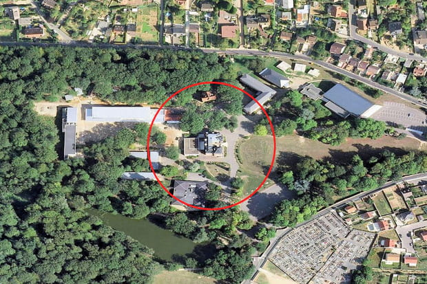 6e : Lycée du Sacré-Cœur (La Ville du Bois), 2661€ lem²