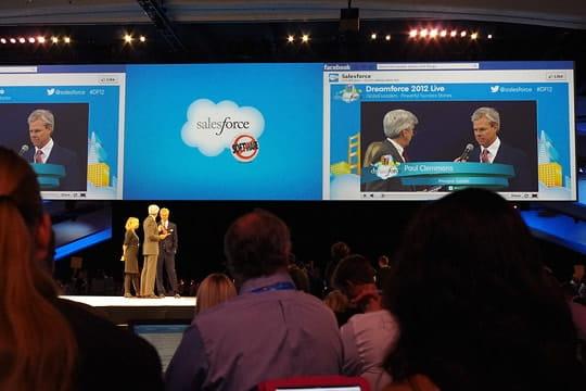 Salesforce veut rendre son outil de gestion de communautés aussi riche que Facebook