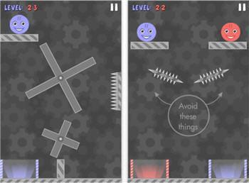 copie d'écran du jeu sur itunes
