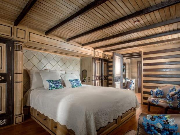 Des cabines tout confort