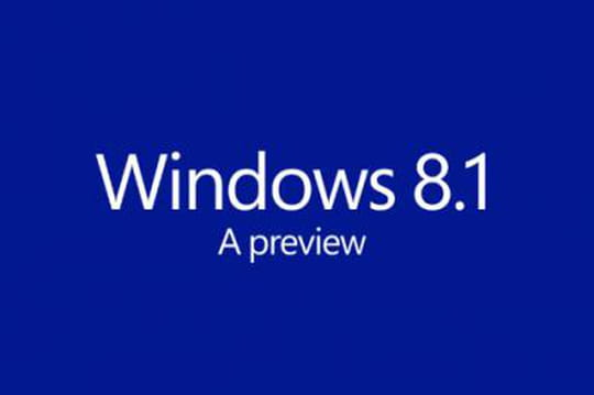 Migrer vers Windows 8.1Preview: attention danger!