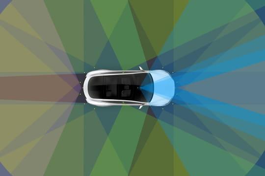 Tesla: la police américaine utilisera le mode Sentinelle en patrouille