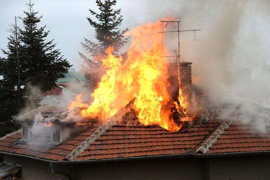 Modèle de déclaration d'incendie à l'assurance