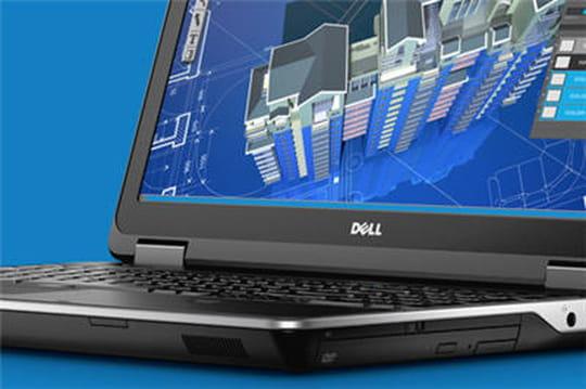 Dell Precision M2800 : un portable pro à prix serré