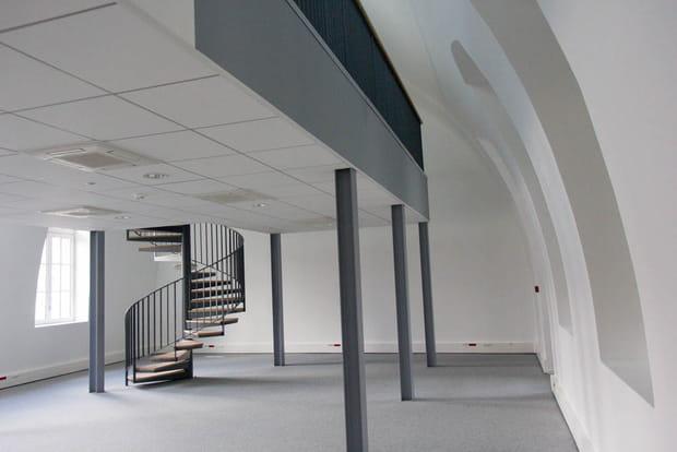 Hôtel d'entreprise Paris Innovation Boucicaut