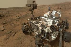 Mars : le rover Curiosity en proie à un nouveau bug informatique
