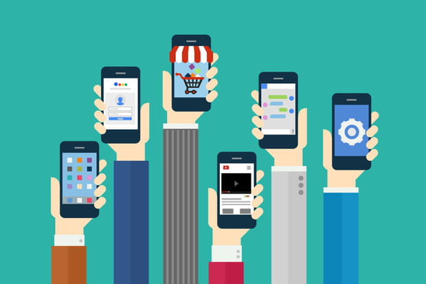 Applications mobiles: à quoi ressemble le marché US?