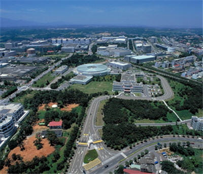 le hsinchu science park