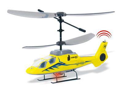 hélicoptère pilotable vocalement