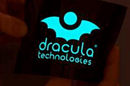 Dracula Technologies développe le photovoltaïque organique