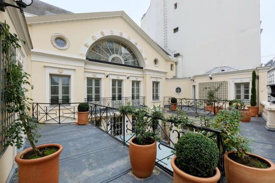 L'hôtel particulier de Gérard Depardieu, dans le 6e arrondissement de Paris