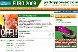 paddy power, le clan irlandais