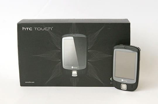 Présentation du HTC Touch