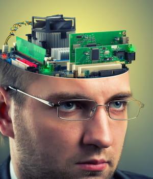 l'environnement modelé par l'informatique modifiera nos modes de réflexion.