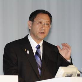 le pdg akio toyoda a renforcé la cohésion du groupe.