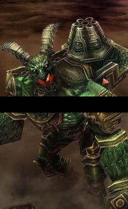 après god of war et shadow of the colossus, on aime vraiment les combats à la