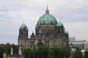 le berliner dom, à berlin.