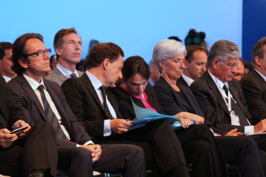 Une brochette de ministres
