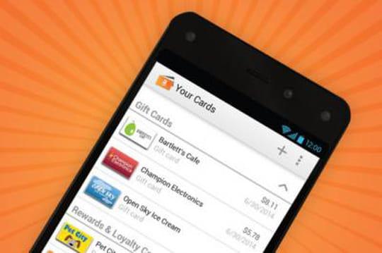 Amazon abandonne son application mobile Wallet