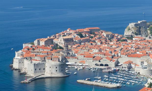 Dubrovnik (Croatie): fortifiée