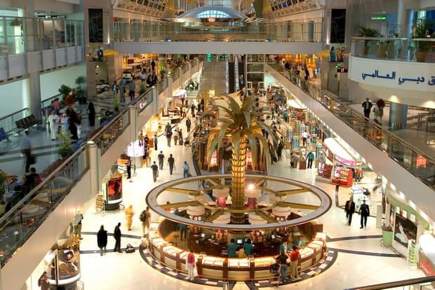 Temple du shopping