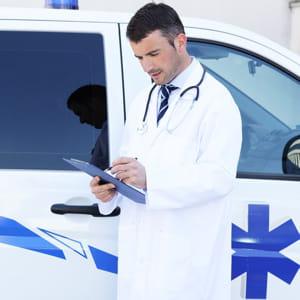 en 2011, la progression de l'activité des taxis-ambulances est nettement