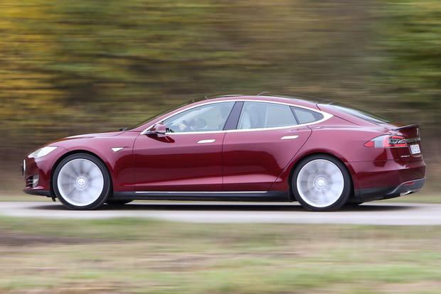 La Model S, la berline de luxe préférée des Americains