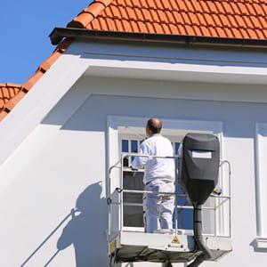 le chiffre d'affaires des peintres en bâtiment est en hausse en2013, malgré une