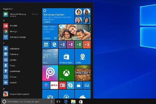 Windows 10passe le cap des 825millions de terminaux actifs