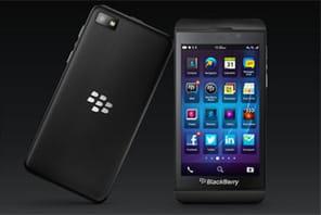 BlackBerry Z10 : le verdict de trois DSI