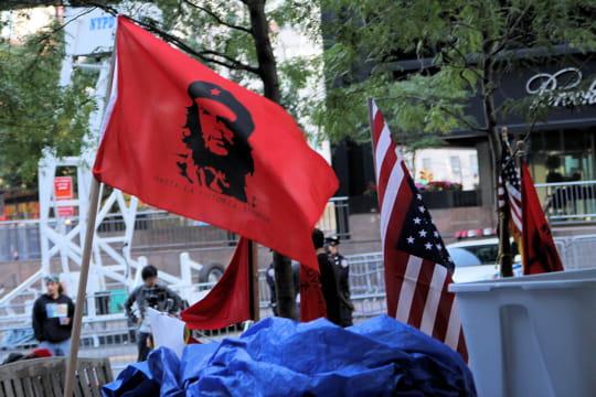 ...le Che Guevara comme emblème