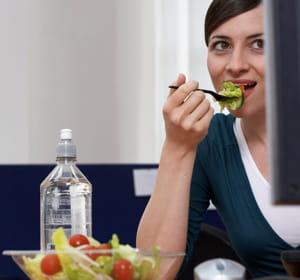 un déjeuner sain et léger est le meilleur moyen de préparer son début