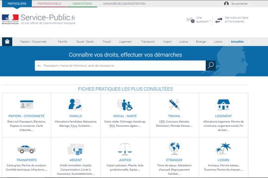 Audience Internet fixe en France: les sites du service public ont le vent en poupe