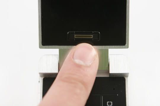 Capteur biométrique