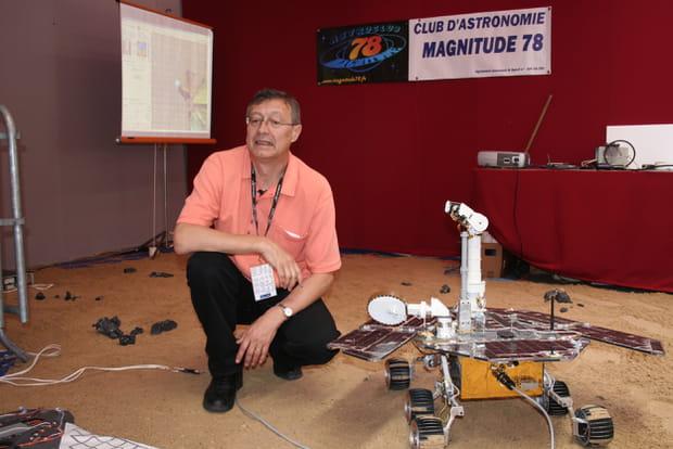 Reportage au premier salon national de la robotique