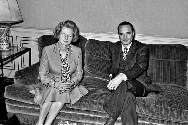 Avec Jacques Chirac