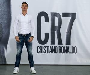 cristiano ronaldo lors du lancement de sa marque de sous-vêtements cr7 le 31